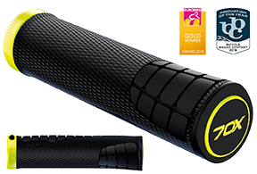 Ride the same grips as Youtube Star Fabio Wibmer! 70X in yellow available!