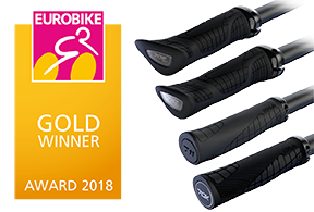 Eurobike Gold Award Winner 2018