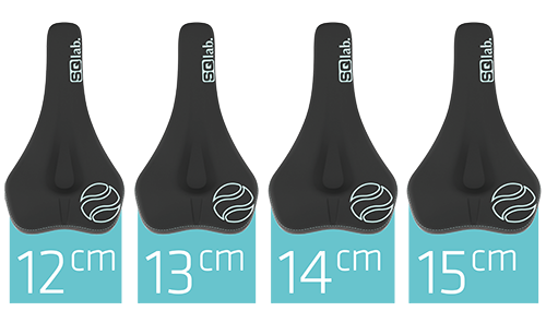 SQlab Selle 611 ergowave ® Active Endless Summer MTB Tech /& Trail Vélo 13 cm