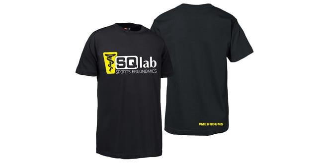 T-Shirt #mehrbums S