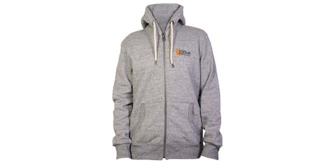 Vintage Hoody grey heather S