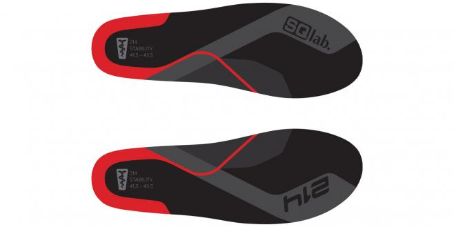 "Insole 214 - stability 36,5 - 38,5 ""S"""