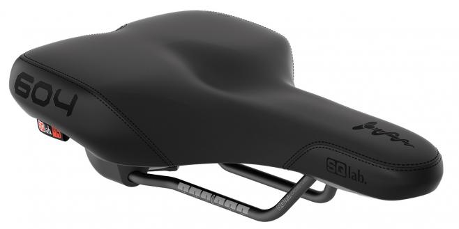 Saddle 604 active 14cm