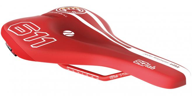 Saddle 611 ERGOWAVE® active ltd. RUH 12cm
