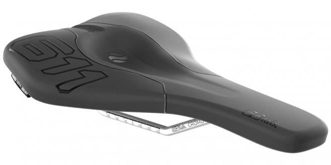 Saddle 611 ERGOWAVE® CrMo 12cm