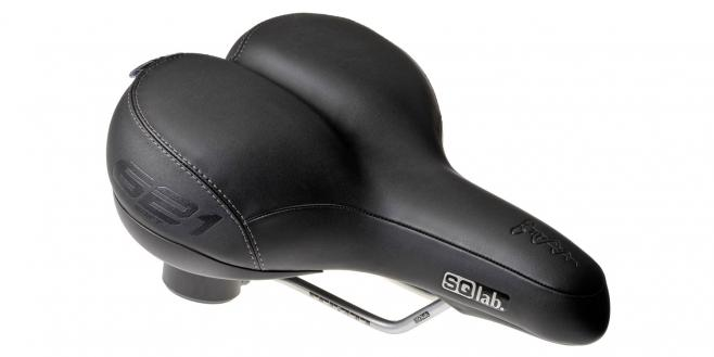 Saddle 621 soft 18cm
