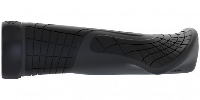 Black SQlab 710 Grips Medium
