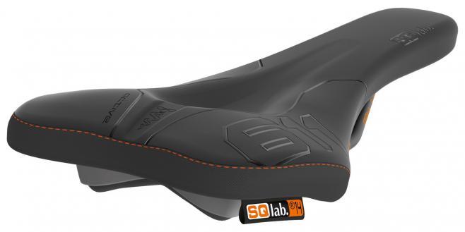 SQlab Sattel 611 ACTIVE TiTube ltd Hans Rey MTB TECH /& TRAIL Vélo 13cm NOUVEAU